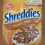 Shreddies Honey