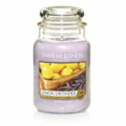 Yankee Candle Lemon Lavander Jar Candle