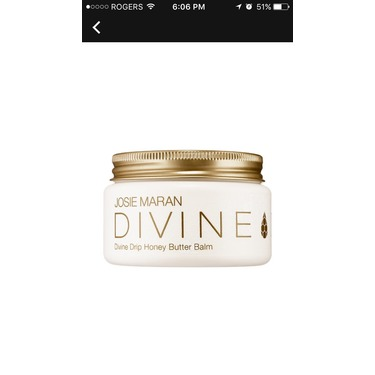 Josie Maran Divine Drip Honey Butter Balm