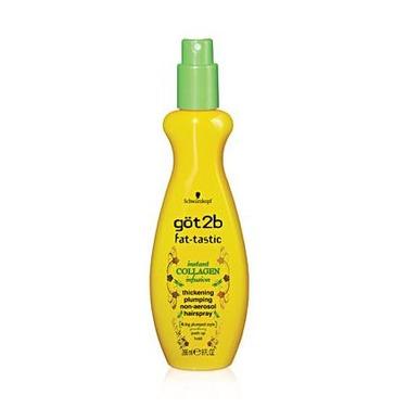 got2b Fat-tastic Collagen Thickening Hairspray