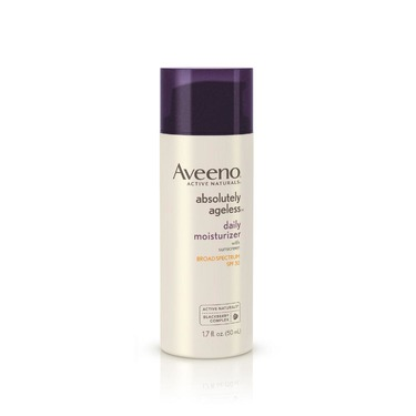 Aveeno Absolutely Ageless Daily Moisturizer SPF30