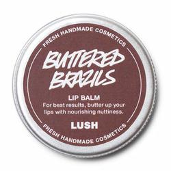 Lush Buttered Brazils Lip Balm