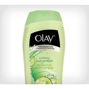Olay 2 in 1 Essential Oils Ribbons Avocado Oil + Soothing Cucumber Moisturizing Body Wash