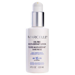 Marcelle Oil Free Multi-Defense Lotion Daily Moisturizer