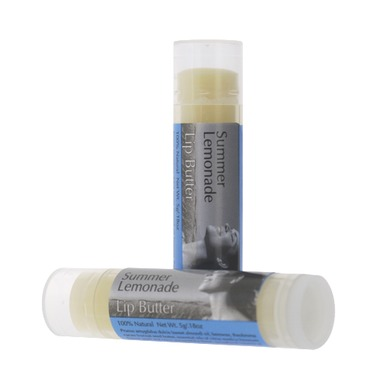 Rocky Mountain Soap Company Summer Lemonade Lip Butter