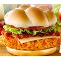Wendy's Asiago Ranch Chicken Club