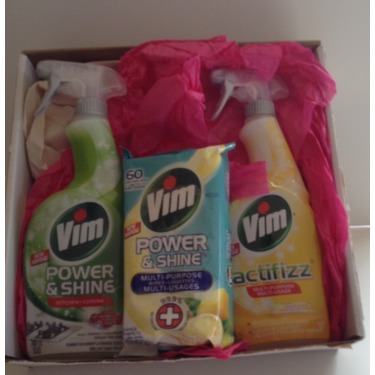 Vim Actifizz Multi-purpose Lemon Spray