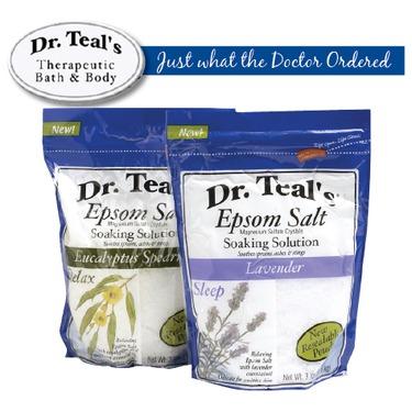 Dr Teals Epson Salts