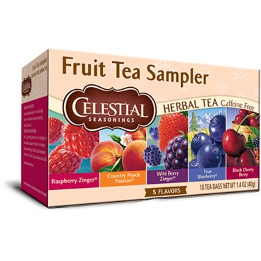 Celestial Seasonings Fruit Sampler Tea