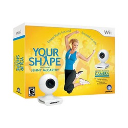 Your Shape with Jenny McCarthy & Just Dance Wii Games