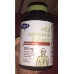 Exact Wild Salmon & Fish Oils