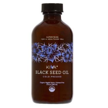 Kiva Health Food Organic Black Seed Oil