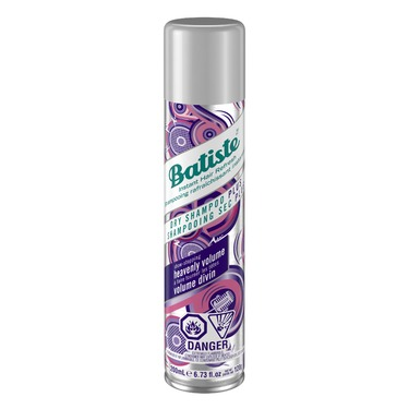 Batiste Dry Shampoo PLUS Heavenly Volume
