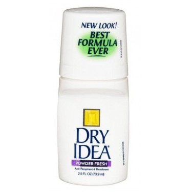 Dry Idea Roll On Anti Perspirant Reviews In Deodorantanti