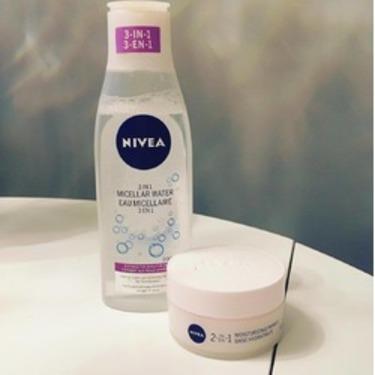 NIVEA 2-in-1 Moisturizing Primer Dry to Sensitive Skin