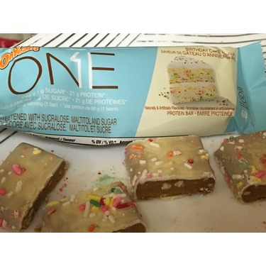 Oh Yeah ONE Protein Bar Birthday Cake Flavour Reviews In Dietary Supplements Nutrition