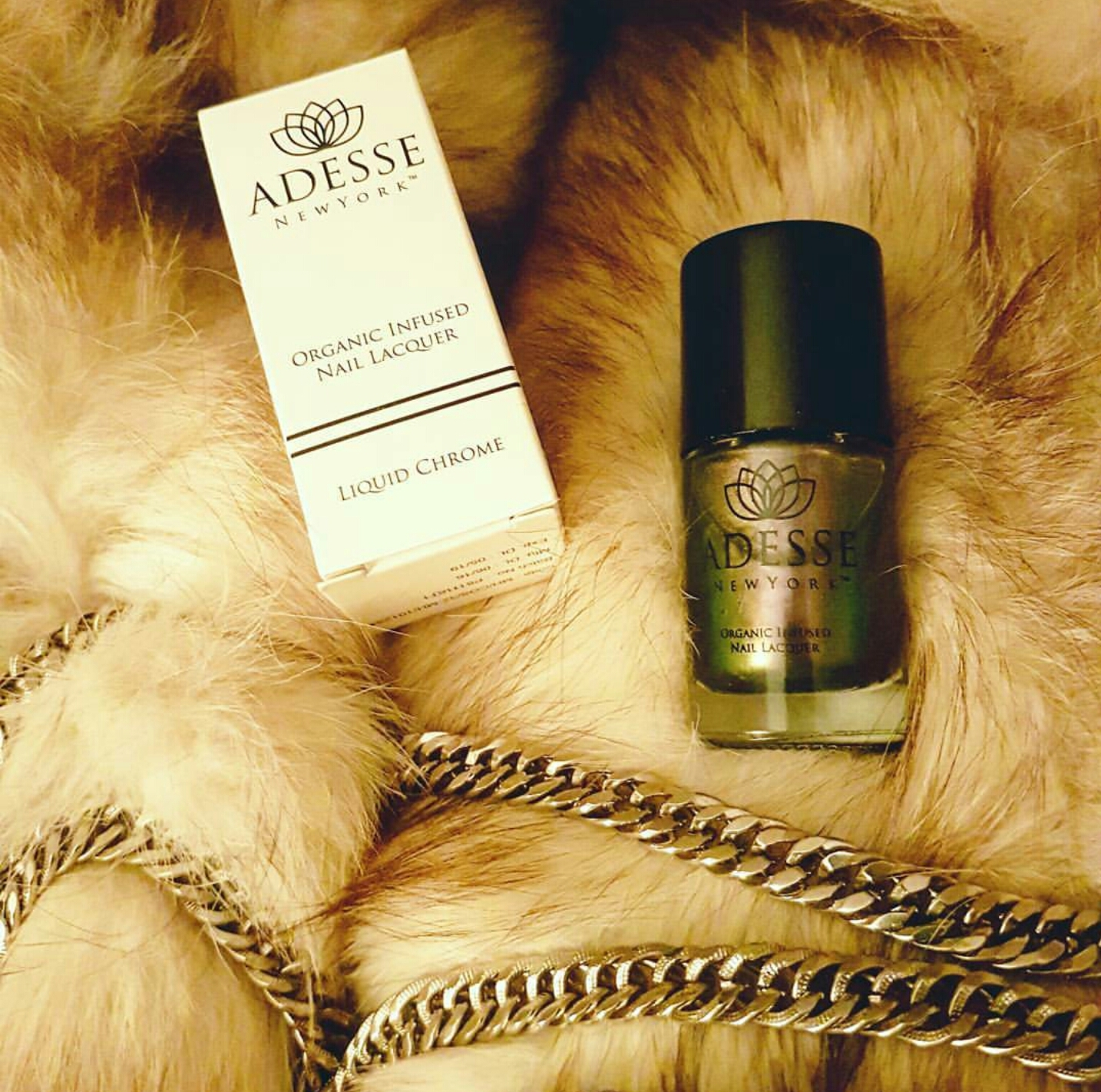 Adesse Organic Infused Nail Lacquer Reviews In Nail Polish Chickadvisor