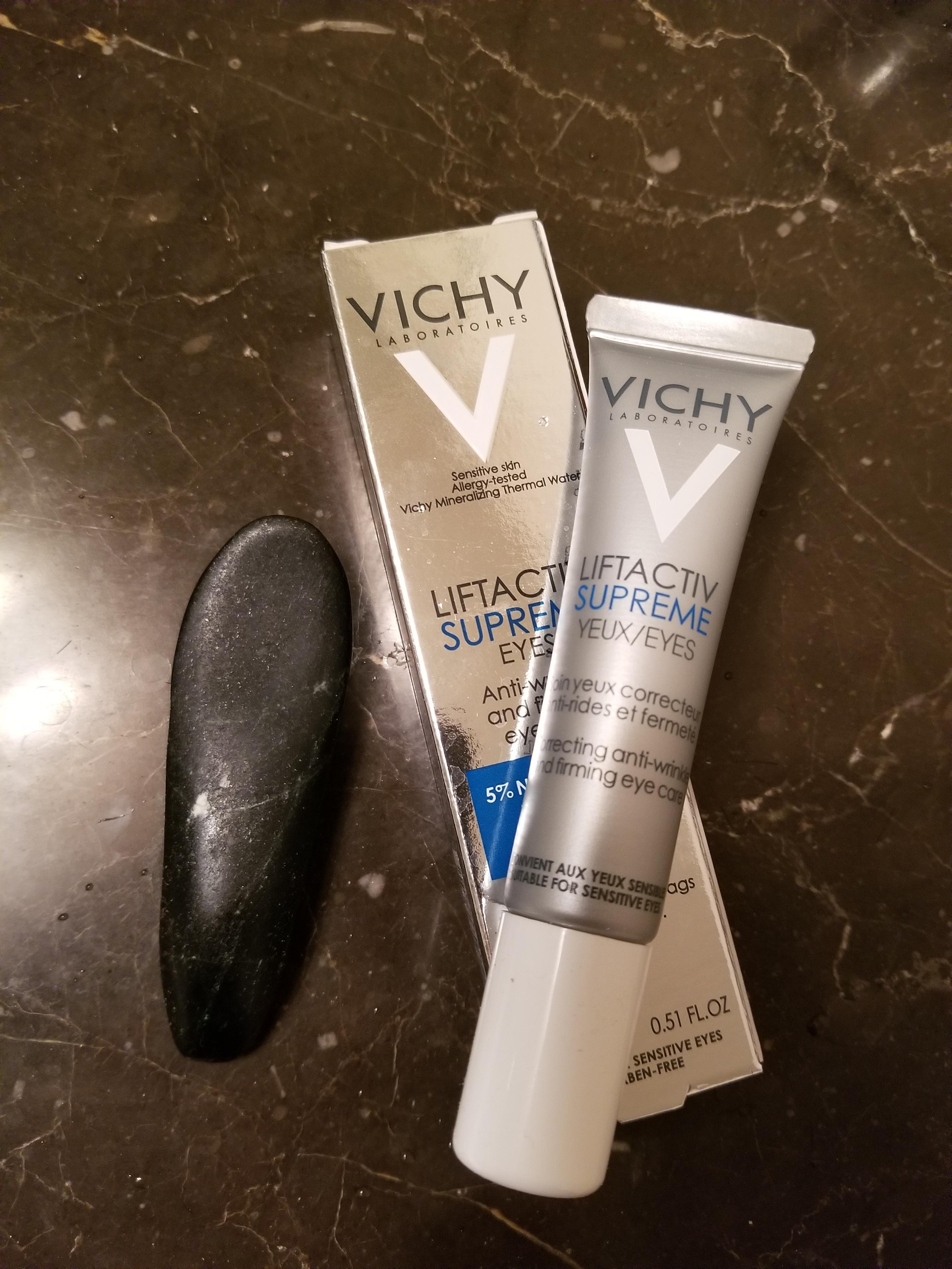 Vichy Liftactiv Supreme Eyes Reviews In Eye Creams & Treatments