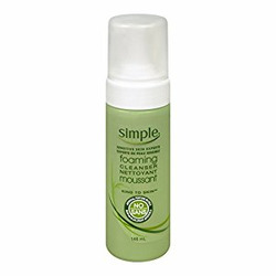 Simple Kind To Skin Rich & Mild Foaming Facial Cleanser