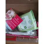 simple cleansing facila wipes