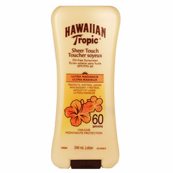 Hawaiian Tropic Sheer Touch Sunscreen SPF 60
