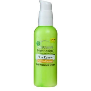 Garnier Nutritioniste Anti-Sun Skin Renew Moisturizer