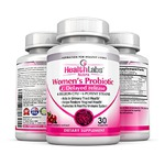 Health Lab Womens Probiotics... I feel the difference!