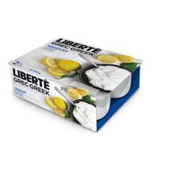 liberté greek yogurt LEMON 2%