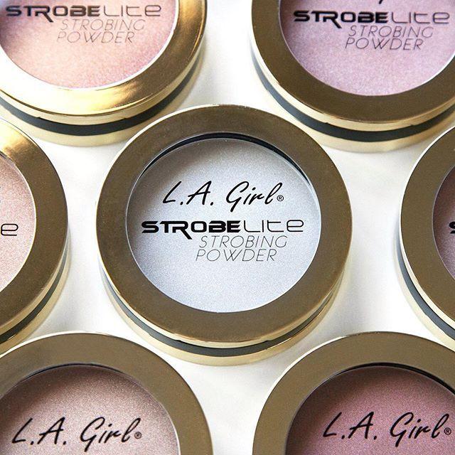 La Girl Strobe Light Strobing Powder Reviews In
