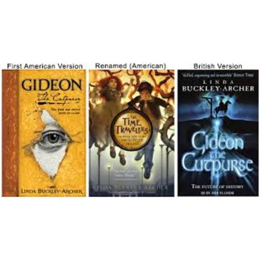 The Time Travelers Book One In The Gideon Trilogy
