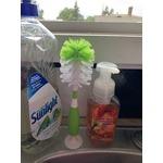 Munchkin Bristle Bottle Brush