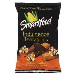 Smartfood Indulgence Milk Chocolate & Caramel Drizzle