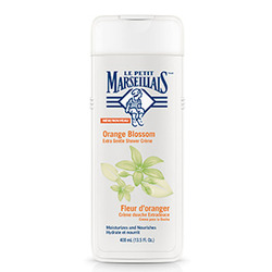 Le Petit Marseillais Extra Gentle Shower Crème in Orange Blossom