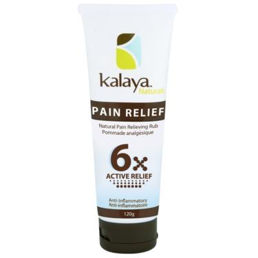 Kalaya Naturals Pain Relief 6x