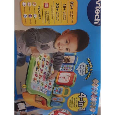 Vtech Touch and Learn Desk