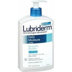 Lubriderm Sensitive Skin Therapy Moisturizing Lotion
