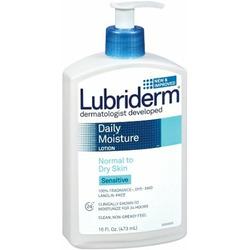 Lubriderm Sensitive Skin Therapy Moisturizing Lotion