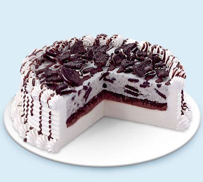 Dairy Queen Oreo Ice Cream Cake reviews in Frozen Desserts ...