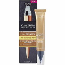 John Frieda Brilliant Brunette Visibly Brighter In-Shower Lightening Treatment