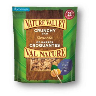 Nature Valley Crunchy Bar Oats 'n' Honey Granola