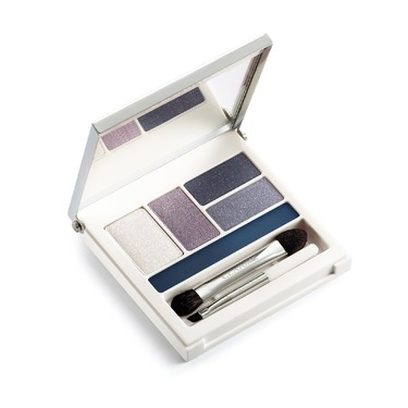 Clarins Cotton Flower Eye Shadow and Liner Palette