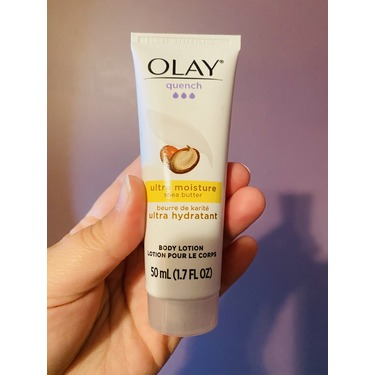 Olay Ultra Moisture Lotion with Shea Butter