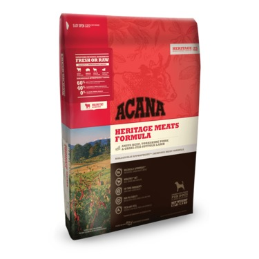 Acana Heritage Meat Formula