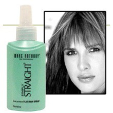 Marc Anthony Style Straight Flat Iron Spray