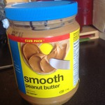 No Name Light Smooth Peanut Butter