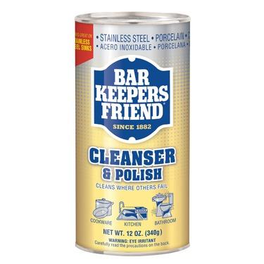 Bar Keepers Friend Powder Cleanser