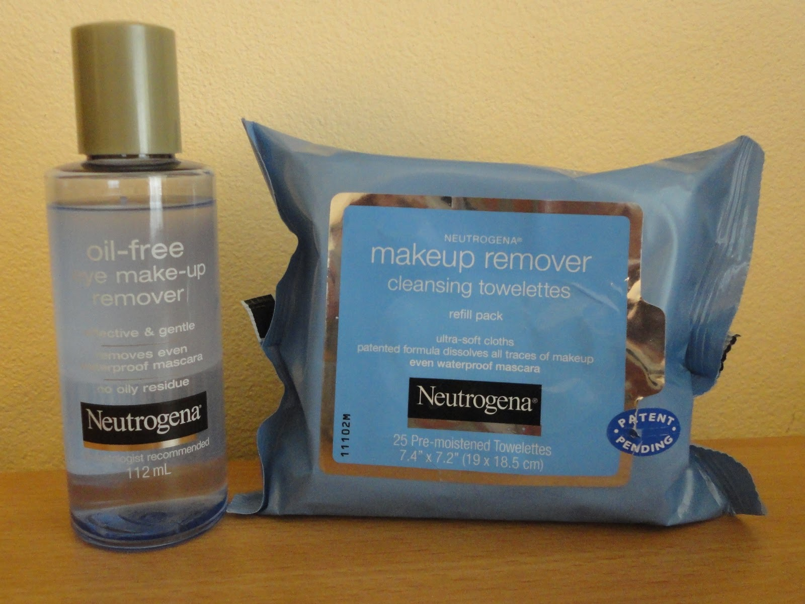 Neutrogena Oil-Free Eye Makeup Remover Reviews In Makeup Removers - ChickAdvisor