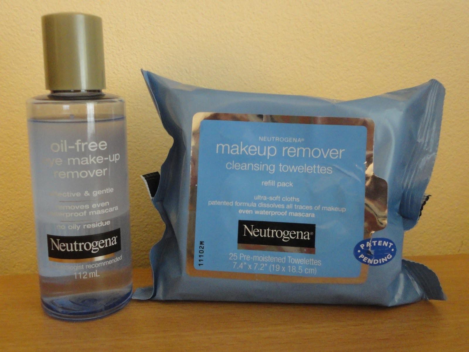 Neutrogena Oil Free Eye Makeup Remover Reviews In Eye