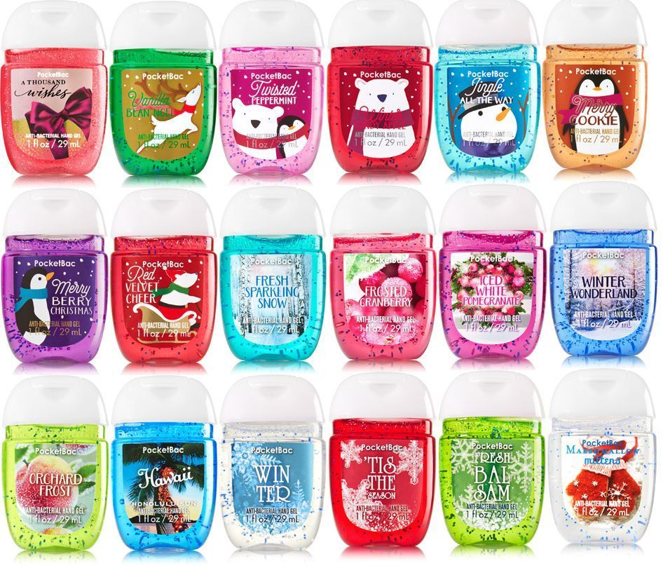 Bath and Body Works PocketBac Hand Sanitizers reviews in ...