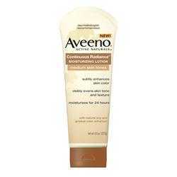Aveeno Continous Radiance Moisturizing Lotion